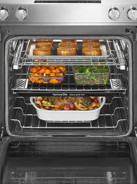 ranges ovens and more kenmore