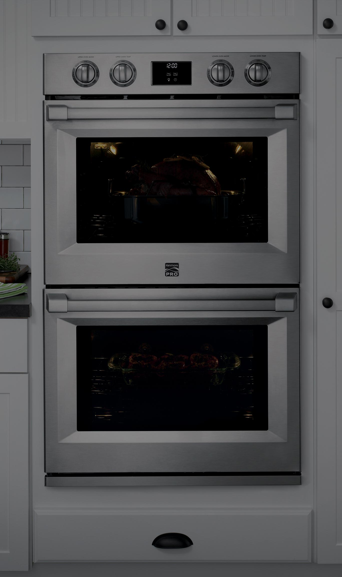 wall ovens - Kitchen Stove