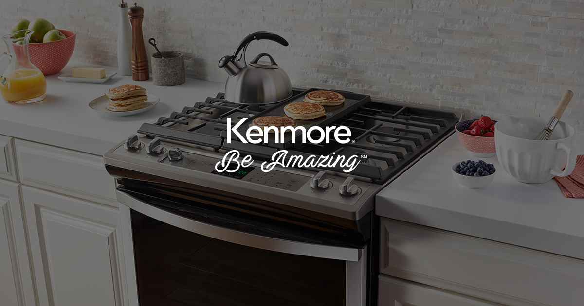 Dating kenmore appliances