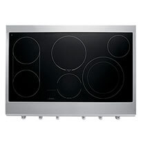 Kenmore PRO® Slide-In 36″ Electric Cooktop