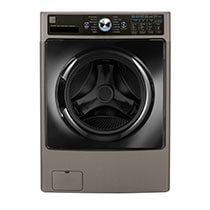 Kenmore Elite® 4.5 cu. ft. Front-Load Washer with Accela-Wash® & Steam Treat® Technologies