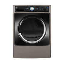 Kenmore Elite® 7.4 cu. ft. Front-Load Dryer with Steam Refresh™ Technology