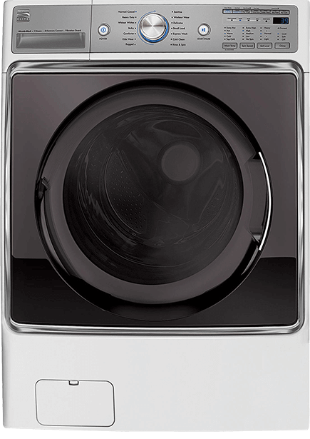 Front, Top & Twin Load Washing Machines | Kenmore