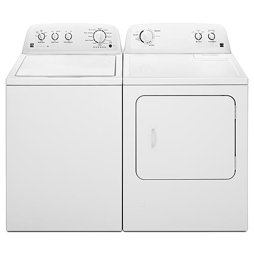 Kenmore 22532 3 5 cu  ft  Top-Load Washer - White | Kenmore