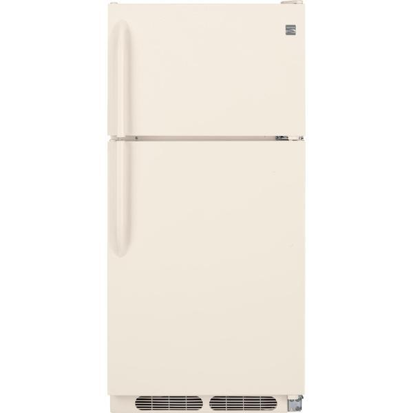Kenmore 70304  14.5 cu. ft. Top Freezer Refrigerator - Bisque