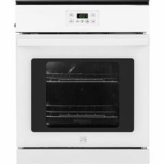 Kenmore 40272 24 Quot Manual Clean Electric Wall Oven White