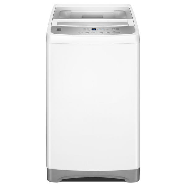 Kenmore 44422  1.6 cu. ft. Top-Load Portable Compact Washer w/ Stainless Steel Wash Basket - White