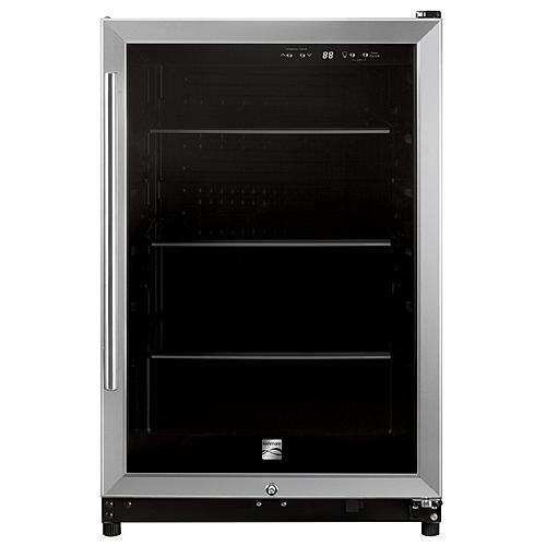 Kenmore 99283  4.6 cu. ft. Beverage Center - Stainless Steel