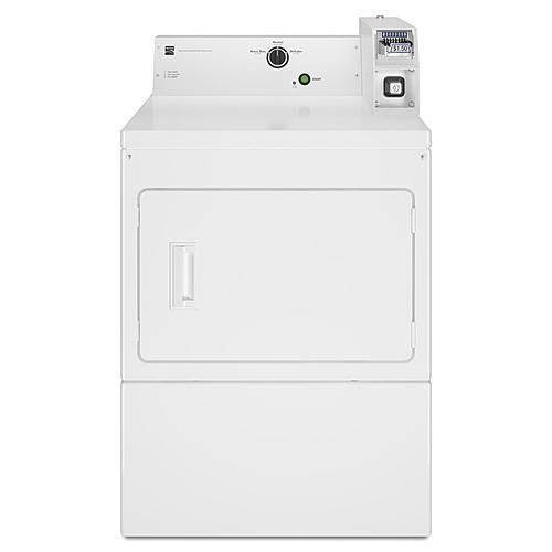 Kenmore 77022 7.4 cu. ft. Coin-Operated Gas Dryer - White