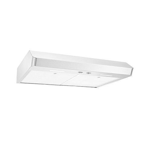 """Kenmore 51393  30"""" Under-Cabinet Range Hood - Stainless Steel"""
