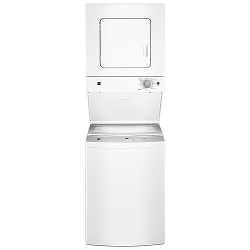 """Kenmore 81442  24"""" 1.6 cu. ft. 120V -  20 amp Electric Laundry Center"""