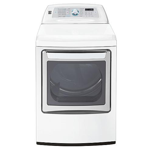 Kenmore Elite 61552  7.3 cu. ft. Electric Dryer w/ Dual-Opening Door - White