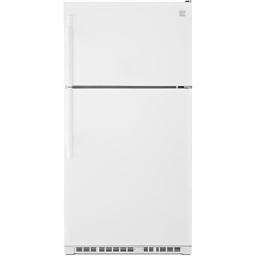 Kenmore 70212  20.5 cu. ft. Top Freezer Refrigerator w/ Ice Maker - White