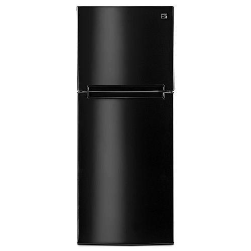 Kenmore 76399  10.7 cu. ft. Top-Freezer Refrigerator w/ Humidity-Controlled Crisper - Black