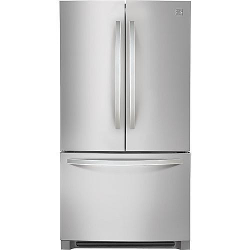 Kenmore 70413  27.6 cu. ft. French Door Refrigerator - Stainless Steel