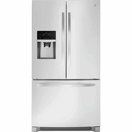Kenmore 70343  27.2 cu. ft. French Door Refrigerator - Stainless Steel