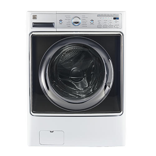 Kenmore Elite 41982  5.2 cu. ft. Smart  Front-Load Washer w/ Accela Wash Technology - White