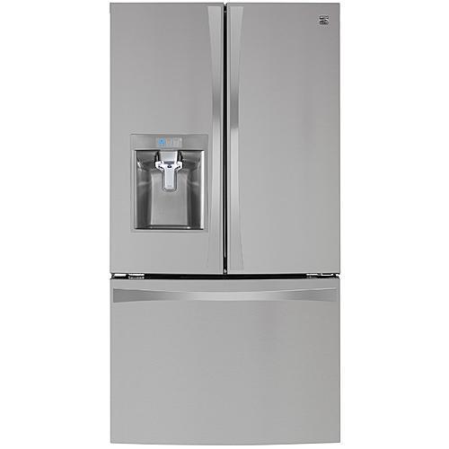 Kenmore Elite 74025  29.8 cu. ft. French Door Bottom-Freezer Refrigerator - Fingerprint Resistant Stainless Steel