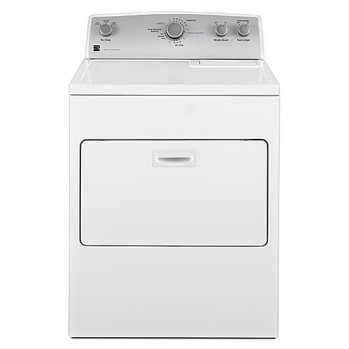 Kenmore 75232 7.0 cu. ft. Gas Dryer w/Steam - White