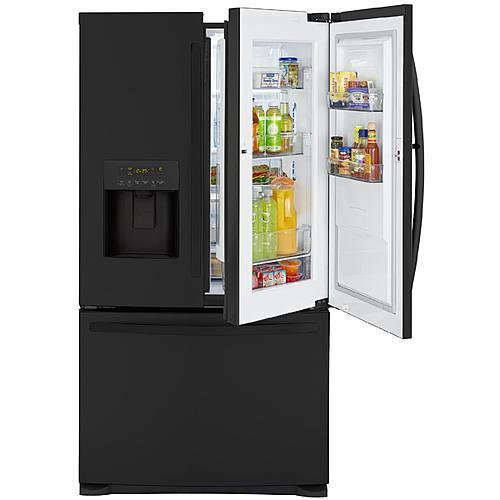 Kenmore 70339  23.9 cu.ft. French Door Bottom-Freezer Refrigerator w/Grab-N-Go™ Door - Black