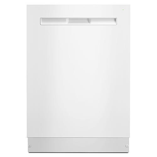 Kenmore 14542 Dishwasher with Third Rack/Power Wave Spray Arm - White Exterior with Stainless Steel Tub at 48 dBa