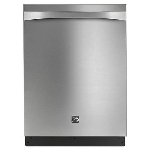 """Kenmore Elite 14815 24"""" Built-In Dishwasher with Micro Clean Filtration - Active Finish"""