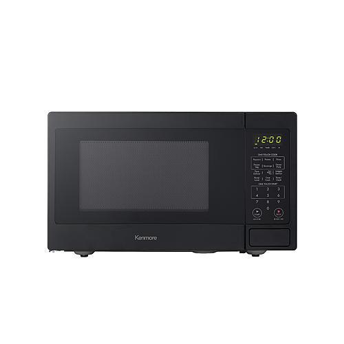 Kenmore 70919  0.9 cu. ft. Countertop Microwave Oven - Black