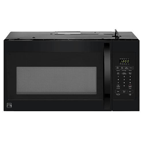 Kenmore 83529 1.6 cu. ft. Over-the-Range Microwave Oven - Black
