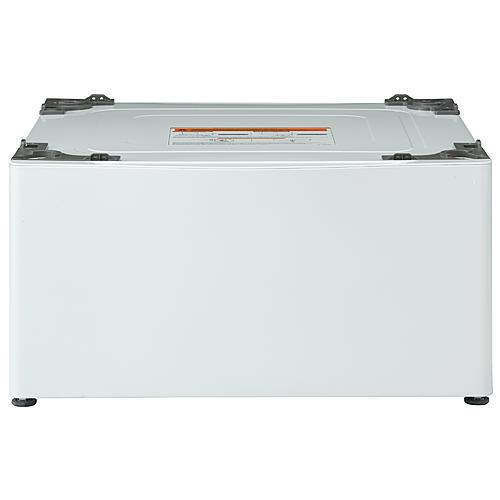 "Kenmore 51122  13.7"" Laundry Pedestal w/ Storage Drawer - White"