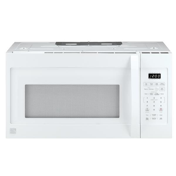 Kenmore 83532  1.8 cu.ft. Over-the-Range w/ Sensor cooking - White