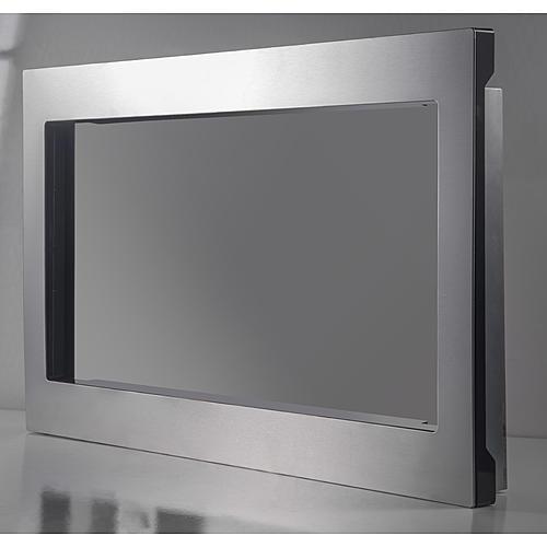 """Kenmore 3060FR02  30"""" Microwave Trim Kit – Stainless Steel"""
