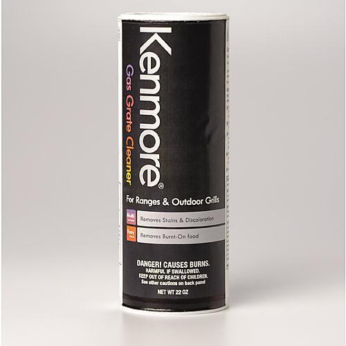 Kenmore Gas Grate Cleaner