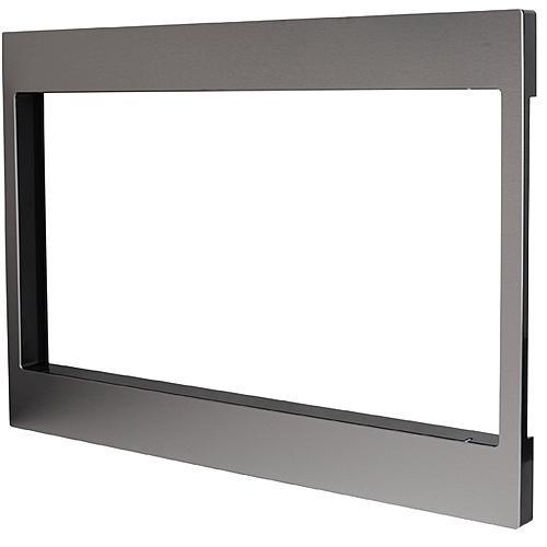 """Kenmore 22303  30"""" Microwave Trim Kit - Stainless Steel"""