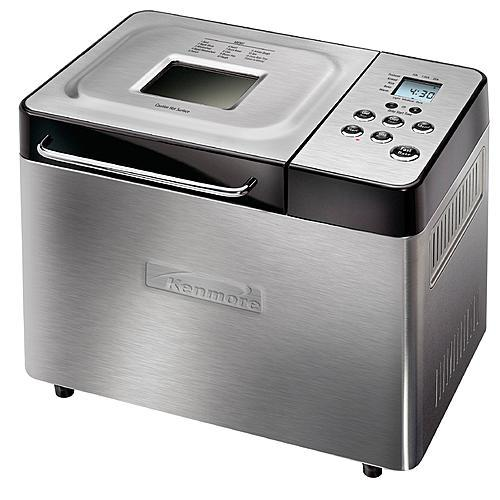 Kenmore 104501 Bread Maker With Electronic LCD Display