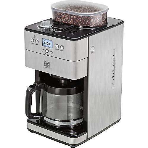 Kenmore Elite 239401  12-Cup Coffee Grinder & Brewer - Stainless Steel