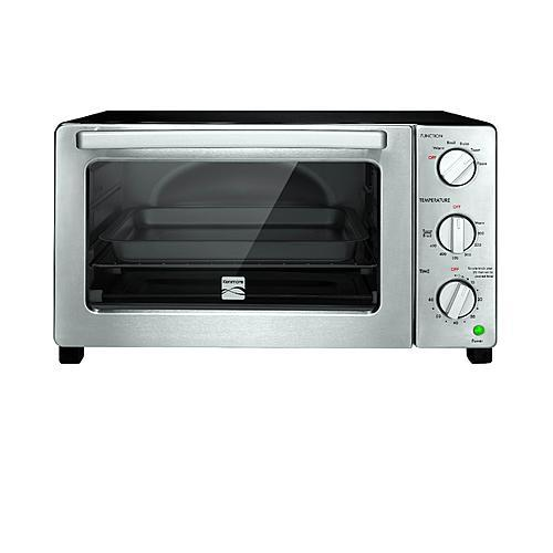 Kenmore 4806  6-Slice Convection Toaster Oven - Stainless Steel