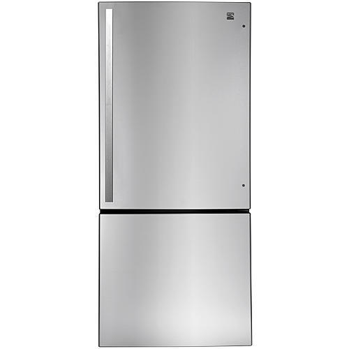 Kenmore 79413 22.1 cu. ft. Bottom-Freezer Refrigerator – Stainless Steel
