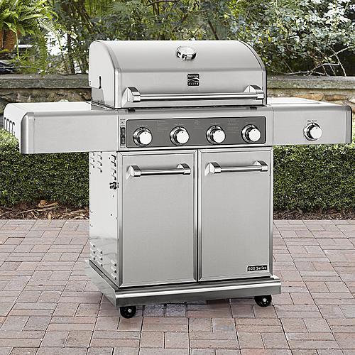 Kenmore Elite 4-Burner Gas Grill *Limited Availability