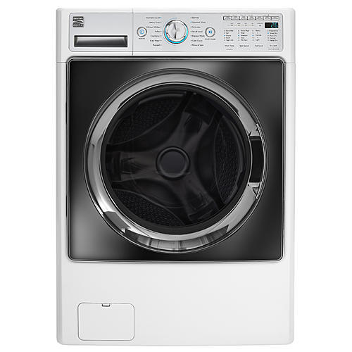 Kenmore Elite 41002  4.5 cu. ft. Front-Load Combo Washer/Dryer - White
