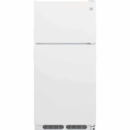 Kenmore 60002 14.5 cu. ft. Top-Mount Refrigerator - White