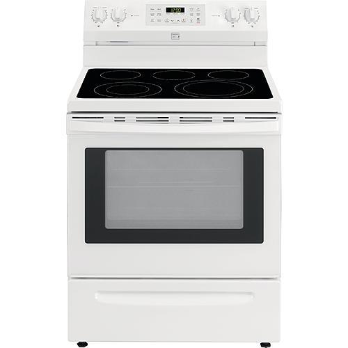Kenmore 92632 5.4 cu. ft. Electric Range with Convection - White