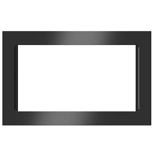 "Kenmore 22009 30"" Mircowave Trim Kit - Black"